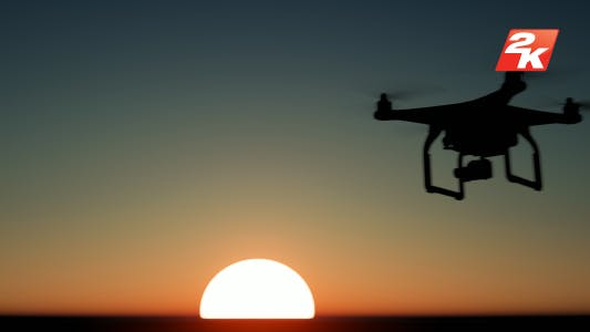 Thumbnail for Drone Silhouette