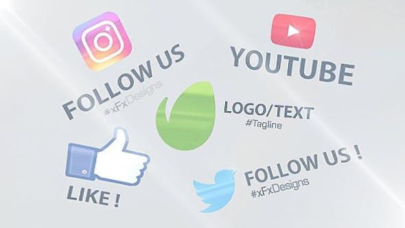 Thumbnail for Social Media & Logo Pack