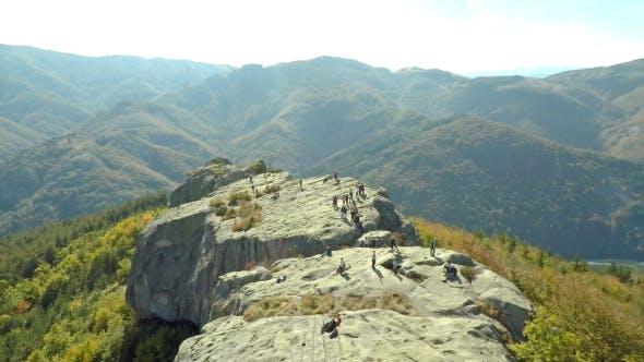 Thumbnail for Aerial View of Belintash Plateau in Bulgaria