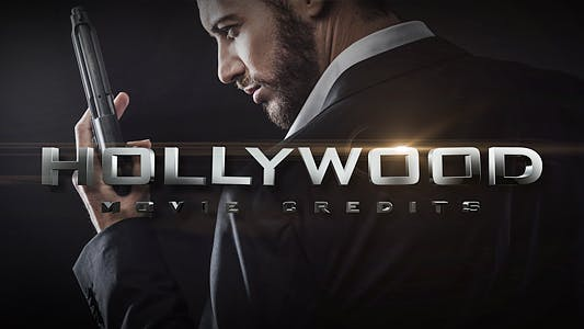 Thumbnail for Hollywood Movie Credits