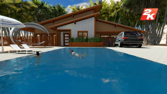Thumbnail for Luxury Villa and Pool