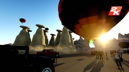 Cappadocia and Balloons