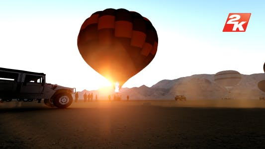 Sunset Balloon and Cappadocia Turkey