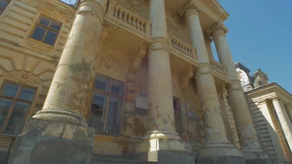 Thumbnail for The old palace of Count Stanislav Badeni