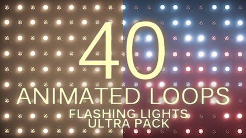 Blinkende Lichter Ultra Pack