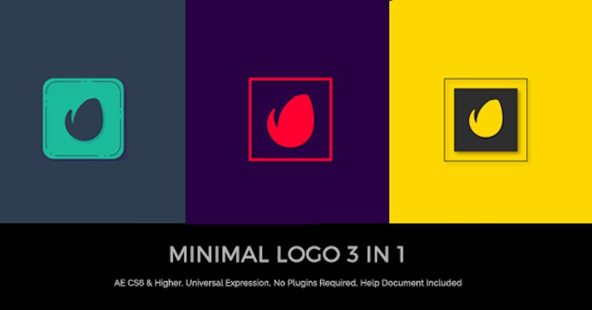 Download Minimal Logo 3 In 1 by santoshw7885