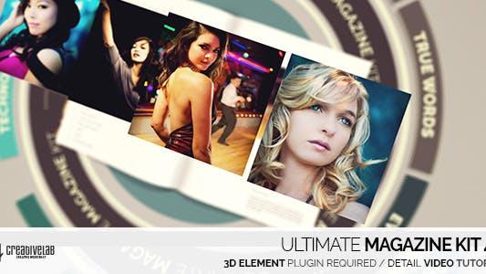 Thumbnail for Ultimate Magazine Kit 4K