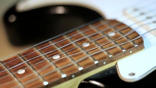 Strings of Guitar