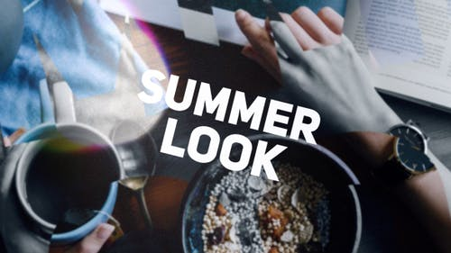 Sommer Look