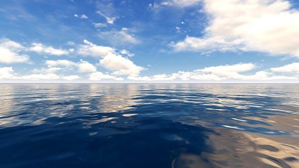 Cover Image for Ocean Sky Horizon