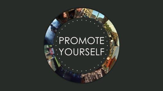 Werben Sie sich selbst