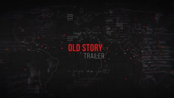 Thumbnail for Old Story Trailer