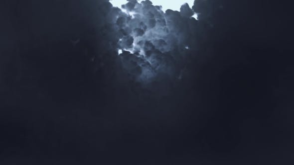 Thumbnail for Dark Epic Stormy Cloud