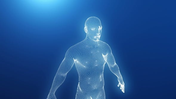 Thumbnail for The Human Body Is Modeled of Points