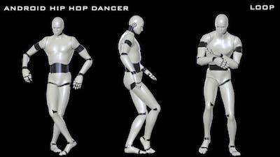 Humanoid  Hip Hop Dancer