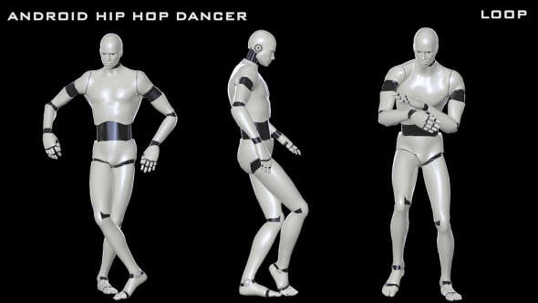 Thumbnail for Humanoid  Hip Hop Dancer
