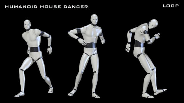 Humanoid House Music Dance