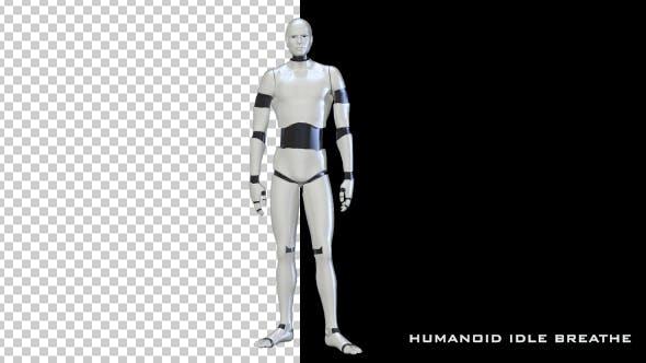 Thumbnail for Humanoid Breathe Animation