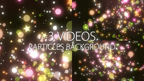 Thumbnail for Particles Background