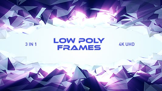 Thumbnail for Low Poly Frames