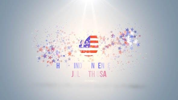 USA Patriotic Logo
