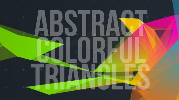 Abstract Colorful Geometry V3