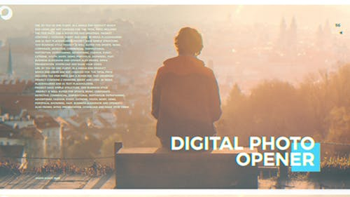 Digital Photo Opener