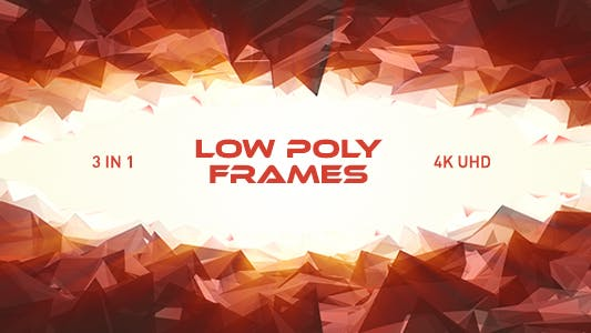Thumbnail for Low Poly Transparent Frame