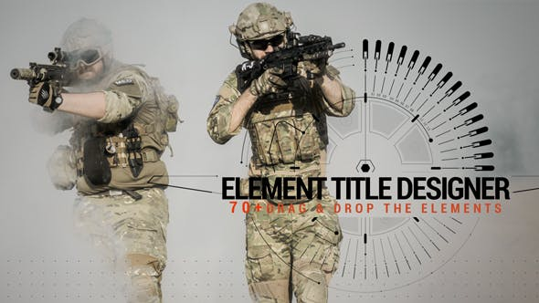 Thumbnail for Element Title Designer