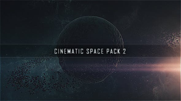 Thumbnail for Cinematic Space Pack 2