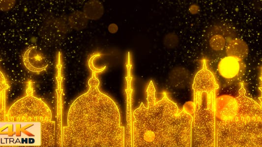 Thumbnail for Ramadan Kareem Background