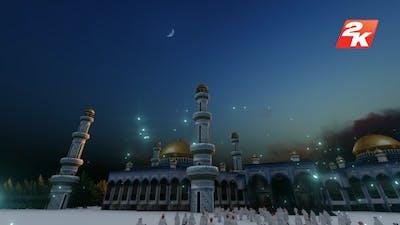 Ramadan Mosque and Muslims