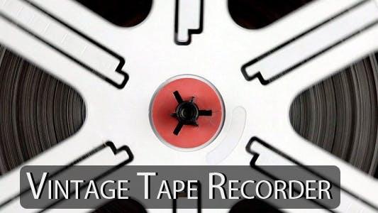 Thumbnail for Vintage Tape Recorder 5