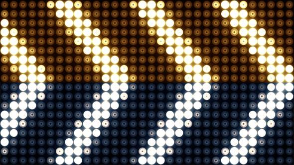Thumbnail for Wall of 4K Lights Loop