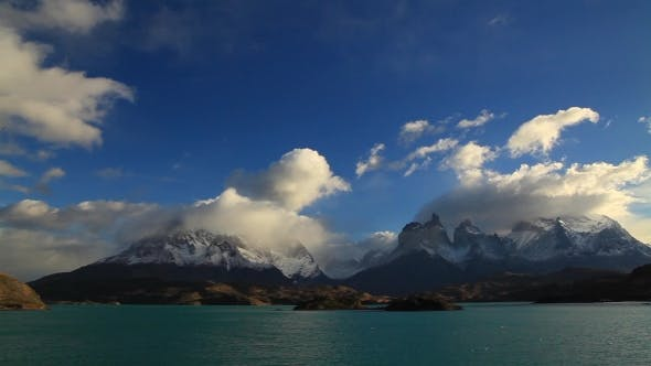 Thumbnail for Dramatic Dawn in Torres Del Paine, Chile