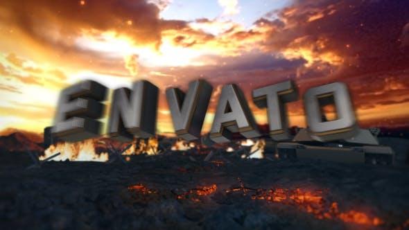 Thumbnail for War Title