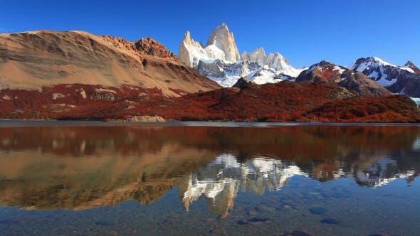 Thumbnail for Autumn in Patagonia. Fitz Roy, Argentina