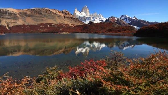 Thumbnail for Autumn in Patagonia, Fitz Roy, Argentina