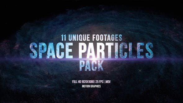 Space Particles Pack