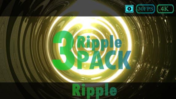 Thumbnail for Ripple Motion Pack 4K
