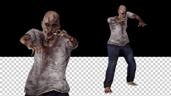 Thumbnail for Zombie Walking