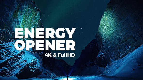 Cover Image for Energy Opener
