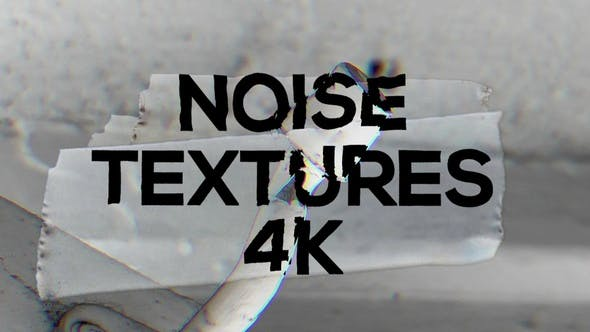 4k Noise Textures Pack