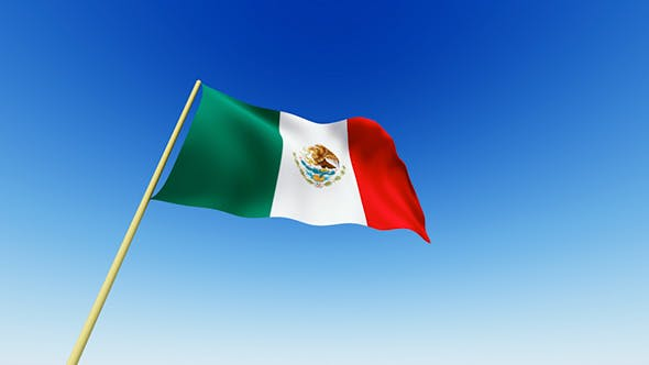 Thumbnail for Mexican Flag