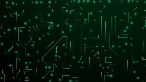 PCB Printed Circuit Board, Electronic Circuit Chip