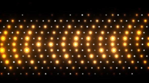 Lights Warm Panel