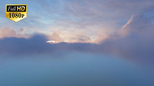Thumbnail for Flight Through Clouds 5