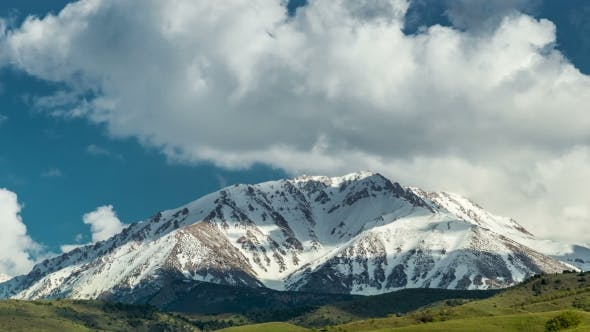 Thumbnail for Early Snow Storm Mountain Pass Colorado