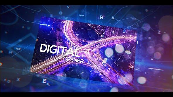 Thumbnail for Ouvre-porte holographique numérique