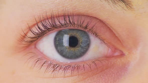 Thumbnail for Close up of womans eye